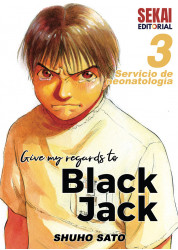 Give my regards to Black...